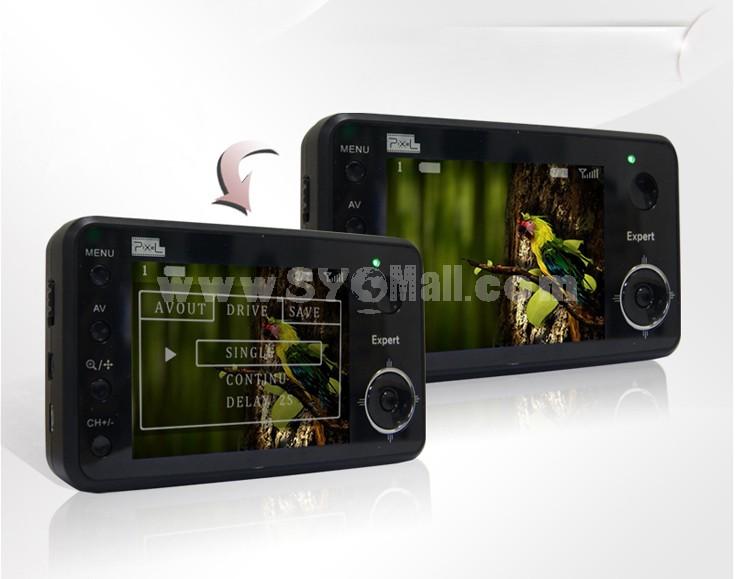 Pixel Expert LV-W2 Codeless Live View Remote for Canon 5D2 5D3 6D 7D 60D