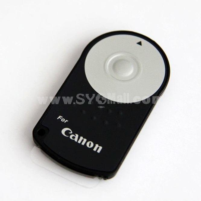 Canon RC-6 Codeless Remote Shutter Release Controller 7D 5D3 550D 500D 450D 600D 5D2 6D