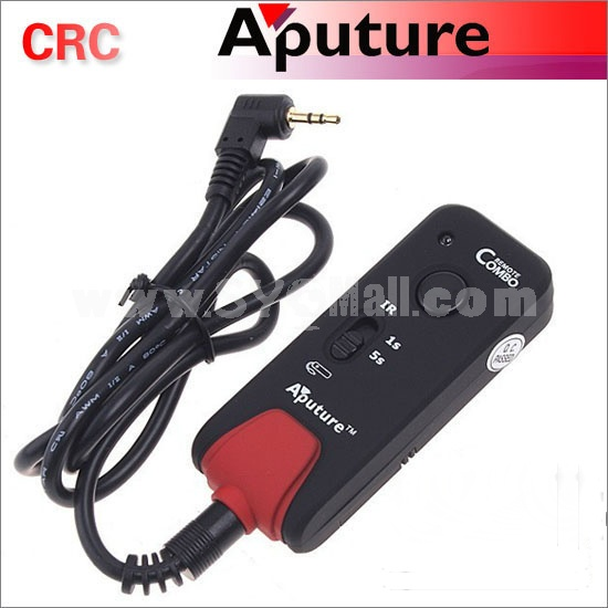 Aputure Combo Infrared Remote for Canon - CR1C for Canon 450D 60D 600D 550D 500D 650D
