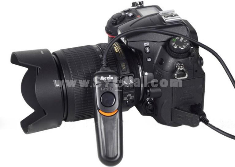 MEYIN RS-802 E3 Shutter Release for Canon 650D 60D 600D 550D G1X