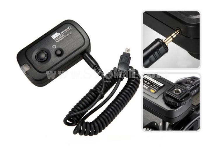PIXEL RW-221 DC0 Codeless Shutter Release Controller for Nikon D80 D70s