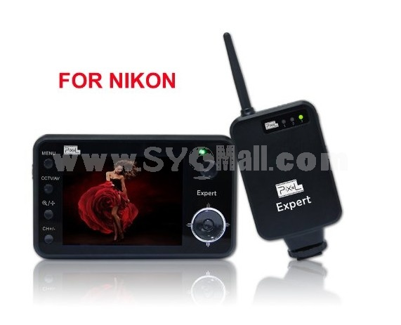 PIXEL RC-201 DC2  Codeless Live View Remote for for Nikon D90 D300 D700 D7000