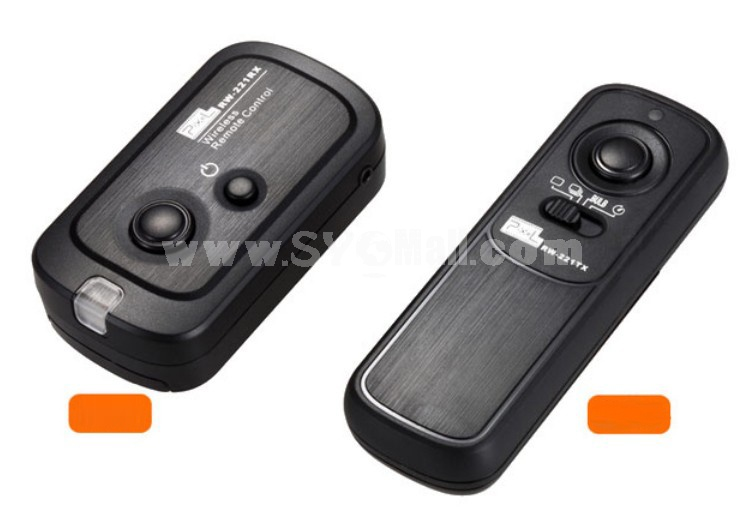 PIXEL Codeless Shutter Release Controller for Olympus E30 E550 E620 EP1