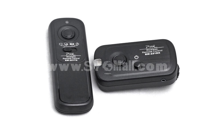 PIXEL RW-221 S1 Codeless Shutter Release Controller for Sony a900 a850 a700 a550 55