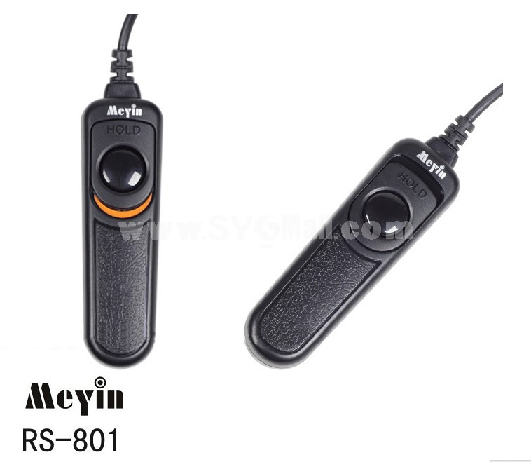 MEYIN RS-801/S1 Shutter Release Controller for Sony A580 A900 A500 A33 A55 A77 A700