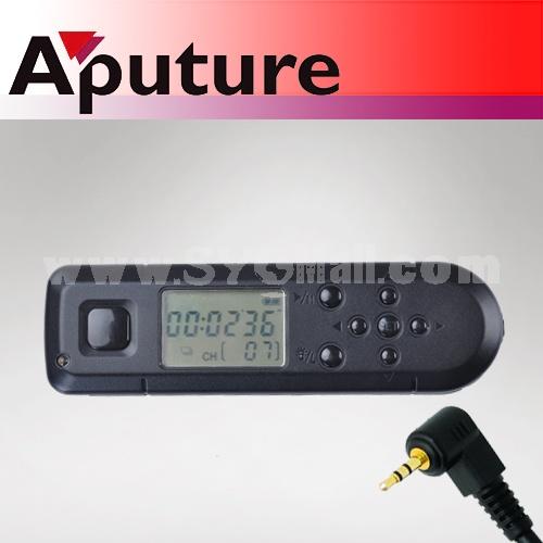 Aputure AP-WTR1C Codeless Timer Shutter Release Controller for Canon 650D 600D 550D 60D