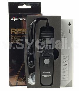 Aputure  AP-TR1C Timer Shutter Release Controller for Canon 650D 550D 600D 60D 1100D