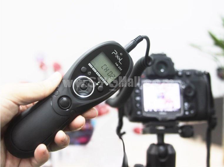 PIXEL TC-252 DC0 Code Timer Shutter Release Controller for Nikon D800 D700 D300S D200