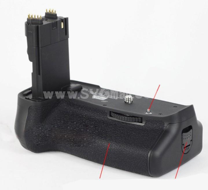 PIXEL BG-E9 Camera Handgrip for Canon 60D