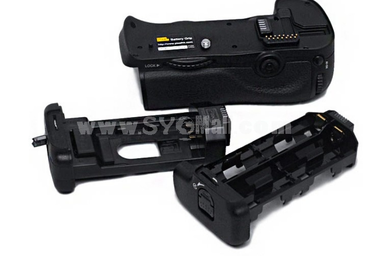PIXEL MB-D10 Camera Handgrip for Nikon D300 D300S D700