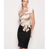 Wholesale - Karen Millen One Shoulder Signature Dress DK151