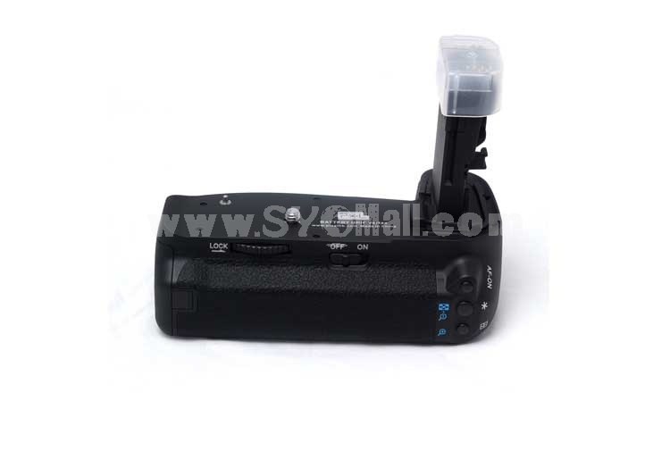 Pixel Battery Grip for Canon 60D (BG-E9)