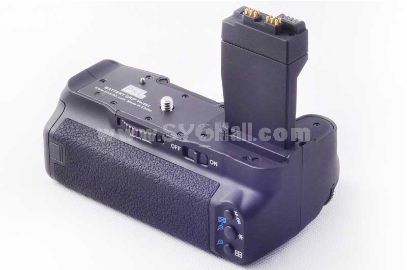 PIXEL Battery Grip for Canon EOS 550D/600D DALR/DIGITAL Camera (BG-E8)