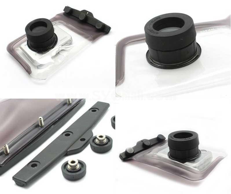 Nereus DC-WP400 Digital Camera Waterproof Case / Bag