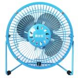 "Wholesale - 6"" USB Mini Fan Aluminum Rotary Fan MB-03 (K1039)"
