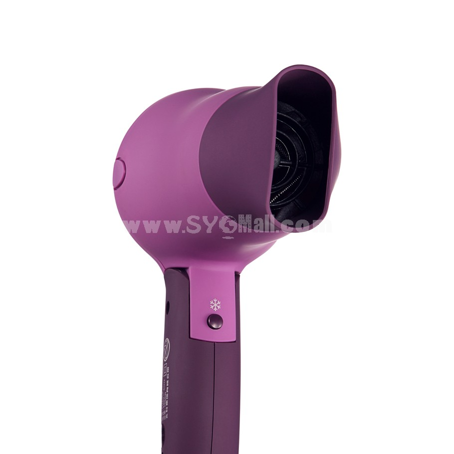 Flyco Electric Hair Dryer with Foldable Handle Constant Temperature 1000 W (FH6008)