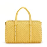 Wholesale - Boston Style Knitted Pillow Shaped Shoulder Bag
