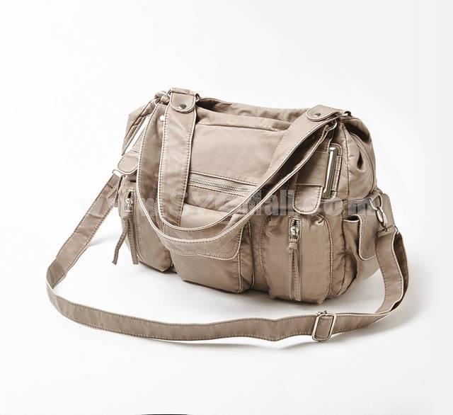 BLUEBIRD Simple Style Practical Shoulder Bag