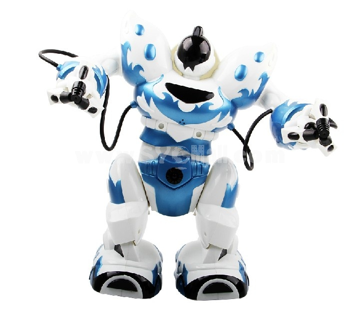 Roboactor Smart Voice Control RC Robot Updated Version