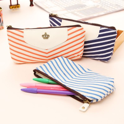 http://www.orientmoon.com/59050-thickbox/pencil-bag-stationery-bag-crown-logo-stripes-style-canvas-w2150.jpg