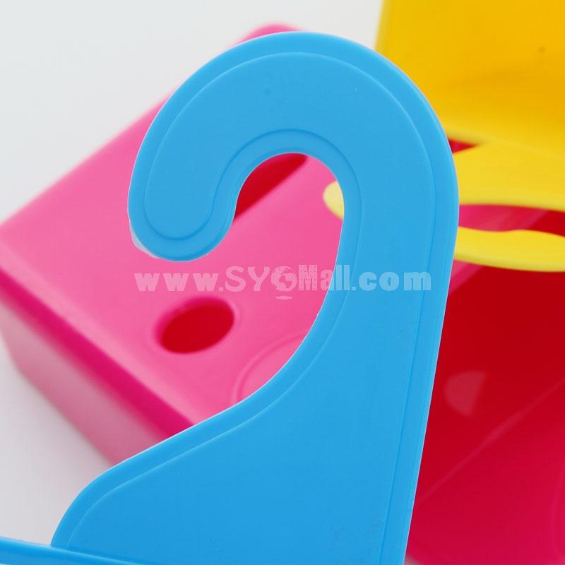 Storage Hanging Basket Chopsticks Cage Smiley Multi-Purpose (K0136)