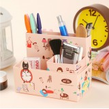 Wholesale - Desktop Storage Box Cosmetics Box Cartoon Series (SN1407)