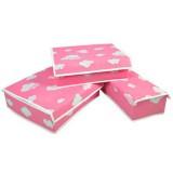 Wholesale - Storage Box for Underwear Socks Bra Multi-Purpose Non-Woven Fabric (I9446)