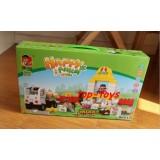 Wholesale - WANGE High Quality Building Blocks Happy Farm Series 70 Pcs LEGO Compatible
