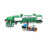 Wholesale - WANGE High Quality Building Blocks Truck Series 463 Pcs LEGO Compatible