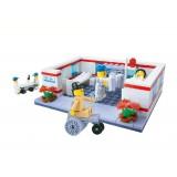 wholesale - WANGE High Quality Building Blocks Hospital Series 157 Pcs LEGO Compatible 27166