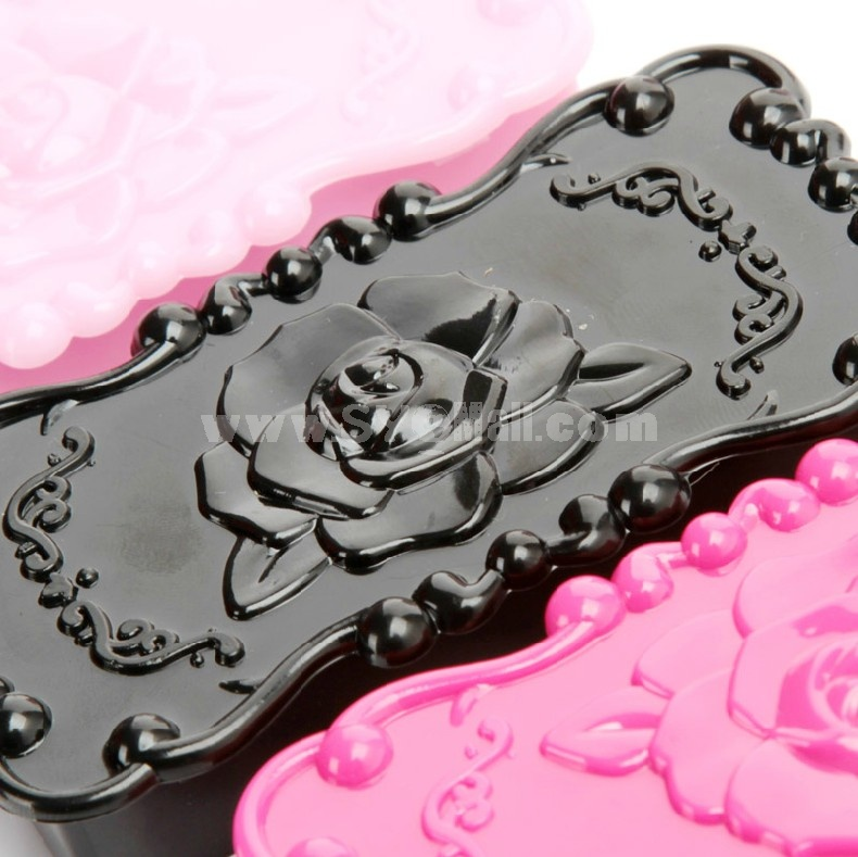 Jewelry Box Made Up Box Storage Box with Mirror ANNA SUI Style PP (H1157)