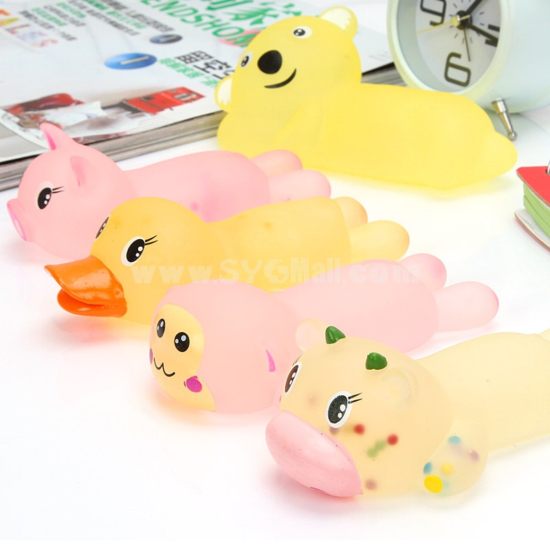 Wrist Pad Cooling Pad Lovely Cartoon Animal Shape (E9762)