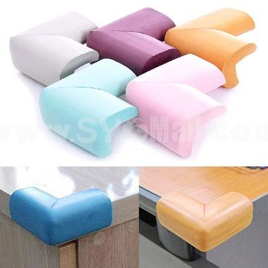Table Corner Protective Cushion Ultra-Soft 4-Pack (B1025)