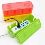 Wholesale - Storage Box for Power Cord Pure Color (K0222)