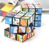Wholesale - Cartoon Magic Rubik's Cube Toy