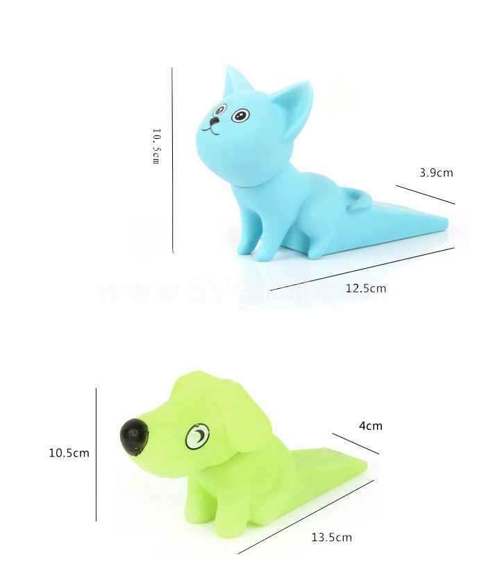 Door Stopper Cartoon Cat/Dog Style (E9900)