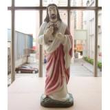 wholesale - Jesus Figure PVC Decor Artware 27cm/11Inch Tall