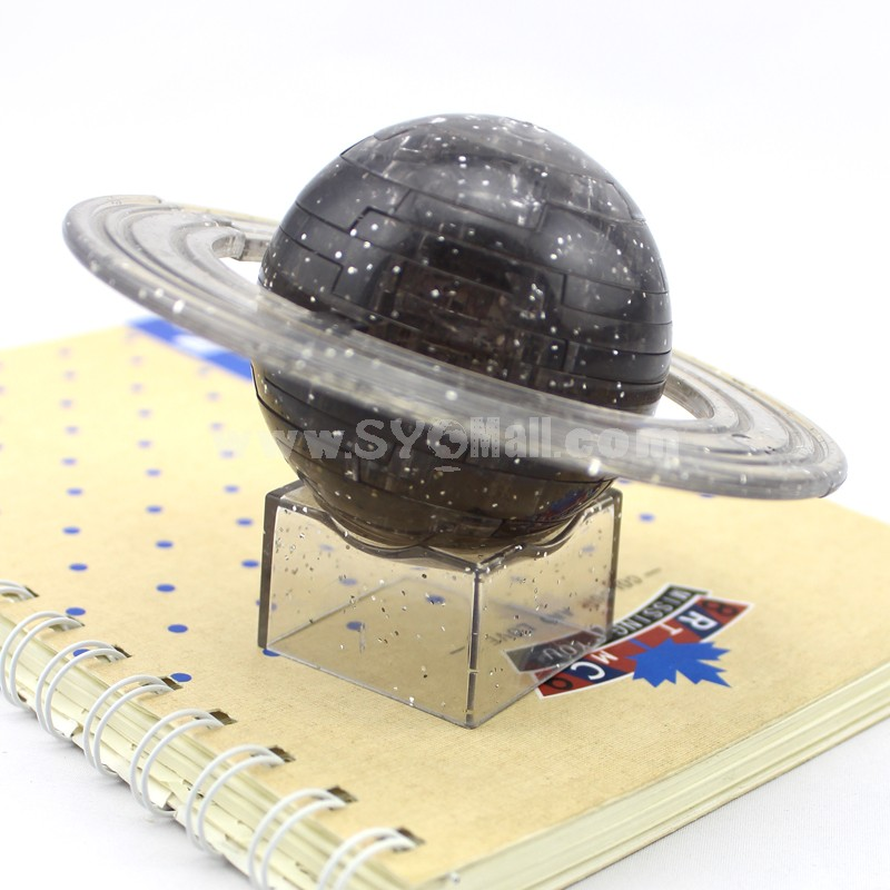41-in-1 3D Saturn Crystal Jigsaw Puzzle
