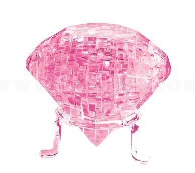 41-in-1 3D Diamond Crystal Jigsaw Puzzle 2Pcs