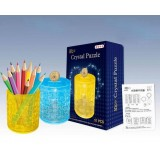 wholesale - Pencil Case - - 3D Crystal Jigsaw Puzzle 51Pcs