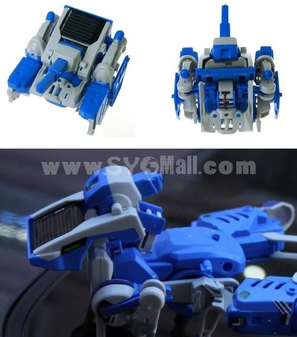 3-in-1 Eductional Robot