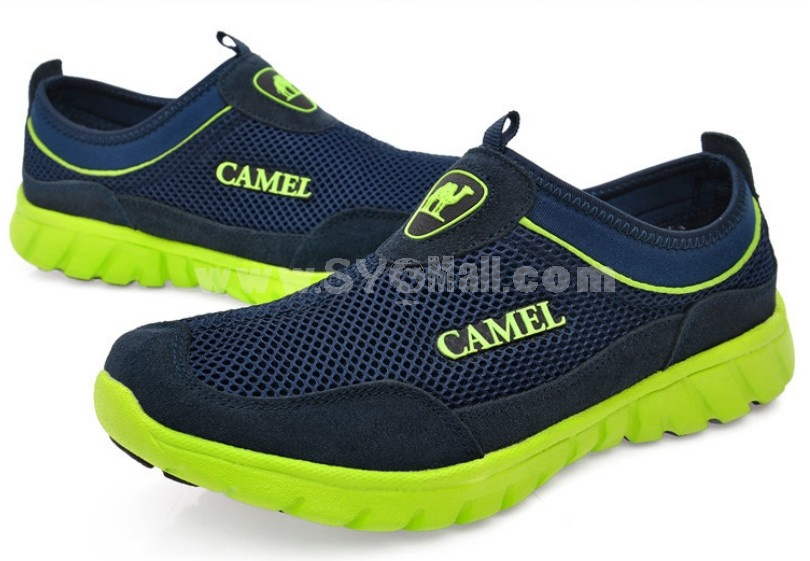 CAMEL Men's Mesh Outdoor Hiking Running Shoes Extra Light 6291