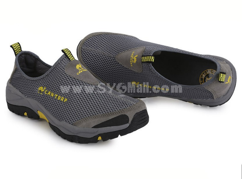 CANTORP Mesh Outdoor Hiking Running Shoes Extra Light 3169