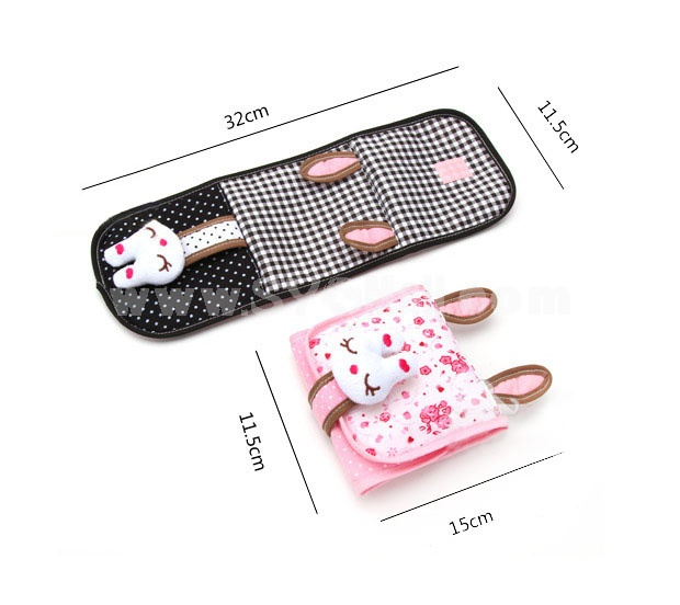 Storage Bag/Case for Sanitary Napkins Lovely Cartoon Rabbit Style (P2133)