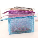 Wholesale - Handbag/Storage Bag/Cosmetic Bag Screen Mesh Transparent Waterproof (SN2033)