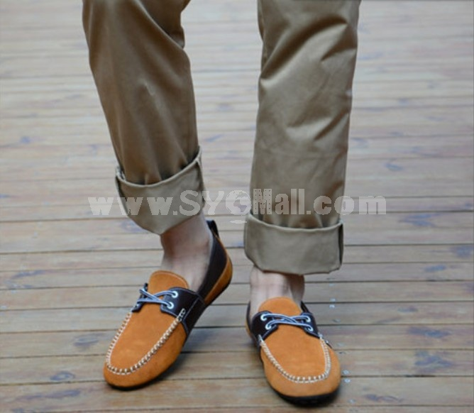 GOUNIAI Men's Classic Vintage Casual Shoes