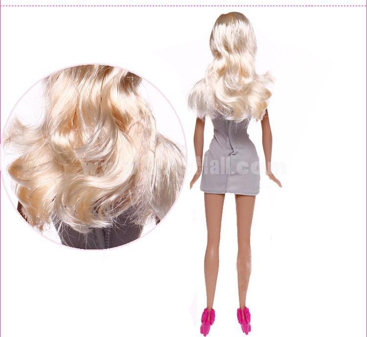 X4833 Barbie Magic Closet