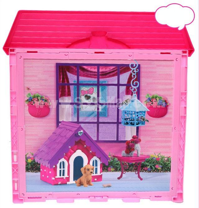 X7945 Barbie Villa Set