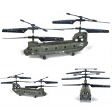 Wholesale - 27cm Remote Control (RC) Alloy Helicopter, with GYRO Stability