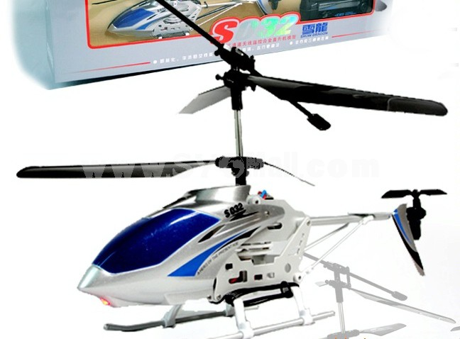 SYMA S032 3CH 36CM RC Remote 3CH Alloy Helicopter